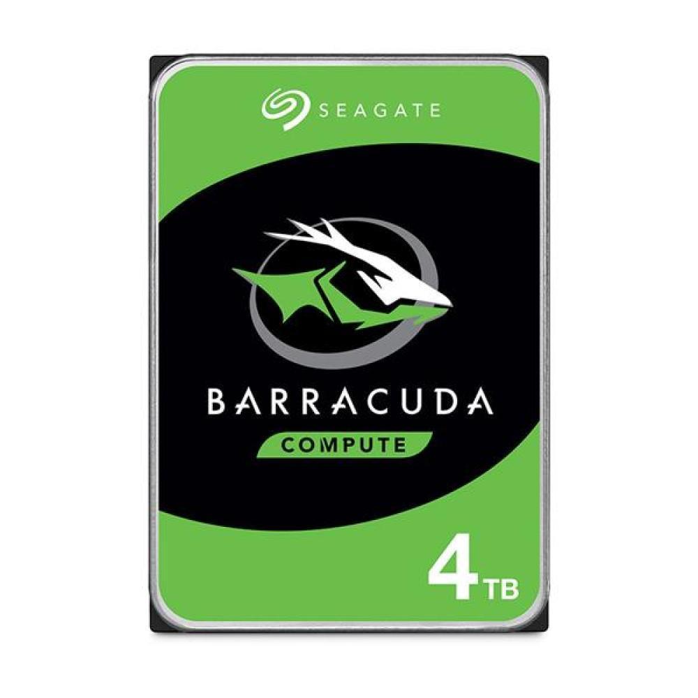Seagate新梭魚BarraCuda 4TB 3.5吋桌上型硬碟(ST4000DM004)