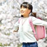 日本IONION 超輕量隨身空氣清淨機 專用兒童安全吊飾鍊-櫻花粉