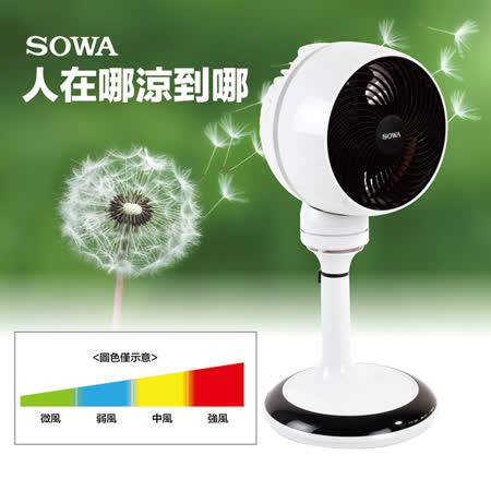 【SOWA首華】3D伸縮遙控循環扇SFC-KYR092