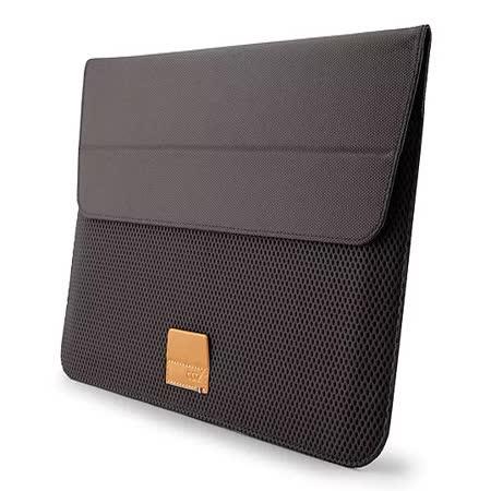 Cozistyle ARIA Stand Sleeve 13吋 Macbook Air/Pro(Retina) 防潑水可當立架 磁扣信封式筆電保護套 - 岩石灰 -friDay購物