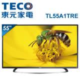 【促銷】TECO東元 55吋 IPS+DTS水燦光液晶顯示器+視訊盒(TL55A1TRE)