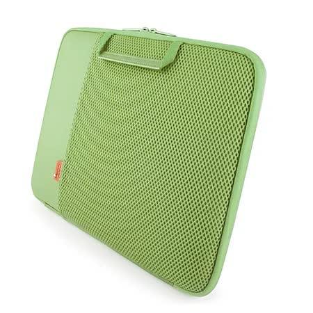 Cozistyle ARIA SmartSleeve 13吋 Macbook Air/Pro(Retina) 智能散熱防潑水手提硬殼電腦保護套 - 蕨綠 -friDay購物
