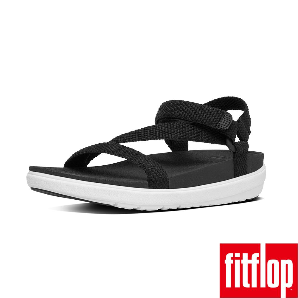 FitFlop - (女款)Z-STRAP -黑色
