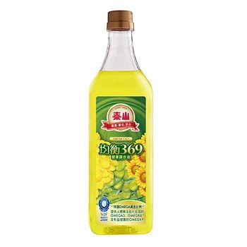 泰山均衡369健康調合油1L