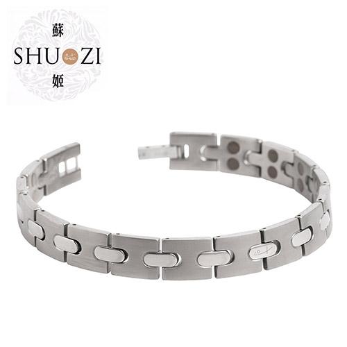 SHUZI™ 7 IN 1 雙鍺鈦手鍊 - 美國製造  BL-T704