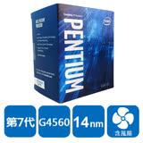 INTEL 盒裝Pentium G4560