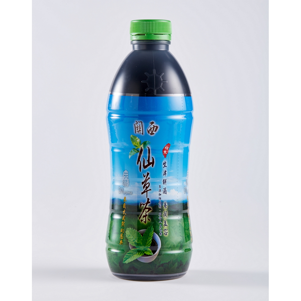 【裕大】仙草茶1箱(每箱24瓶,每瓶600ml)(免運)