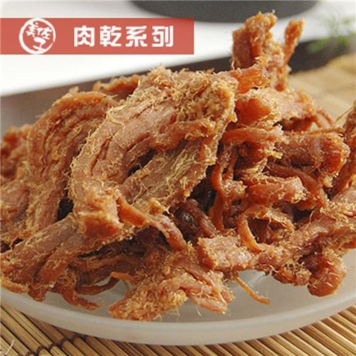 美佐子 肉乾系列-蜂蜜豬肉條 (200g/包,共兩包)