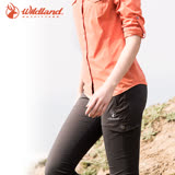 WildLand荒野 0A51317女彈性合身抗UV貼袋褲 (S~XL) / 城市綠洲 (抗紫外線、雙向彈性、戶外機能)