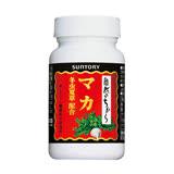 SUNTORY三得利 瑪卡 冬蟲夏草菌絲體萃取物 配方 90錠/瓶◆德瑞健康家◆