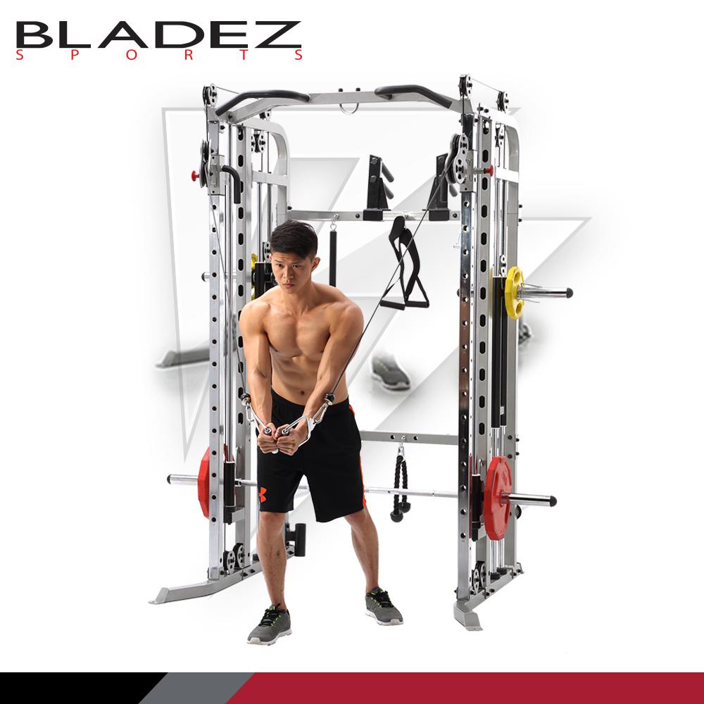 【BLADEZ】FWS1 全方位重量訓練機