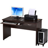 邏爵家具-實用電腦桌/辦公桌/書桌(附主機架)