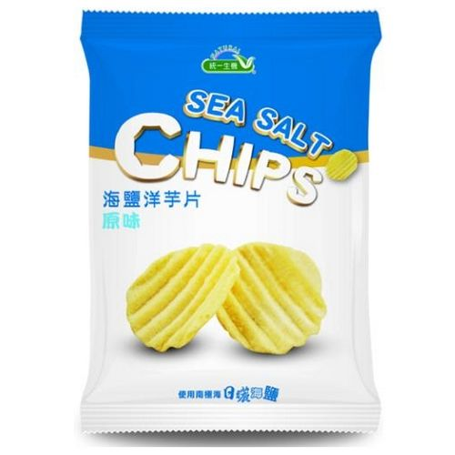 [統一生機]海鹽洋芋片(原味)50g