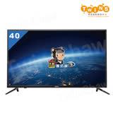 【禾聯HERAN】40吋LED液晶顯示器/電視+視訊盒(HC-40DA1+MA5-C10)