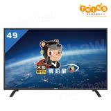 【禾聯HERAN】49吋LED液晶顯示器/電視+視訊盒(HD-49DC7+MA5-C08)