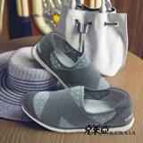 【克萊亞KERAIA】休閒時尚繃帶鞋