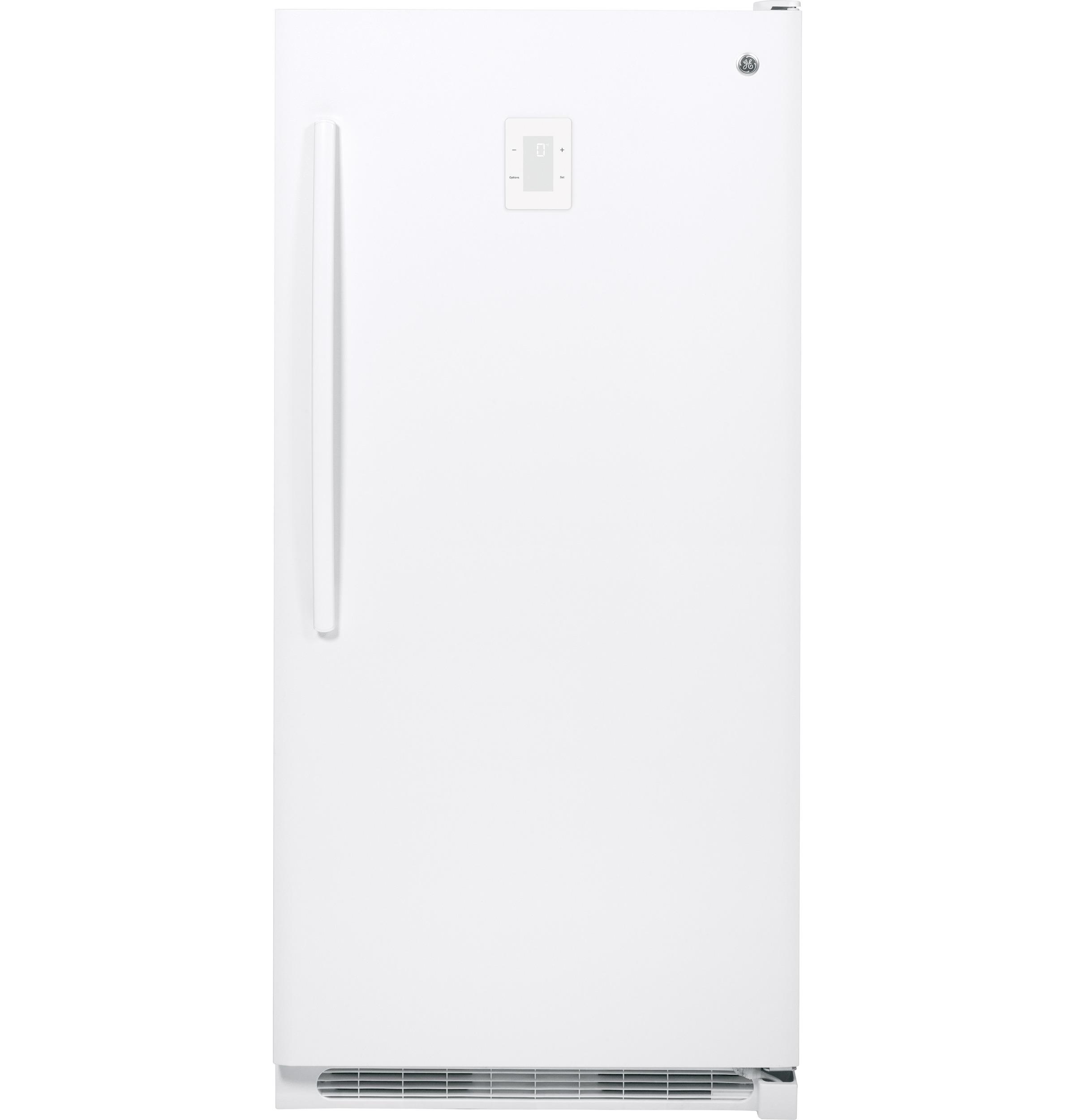 GE 美國奇異 FUF20DHRWW 583L自動除霜立式冰櫃 全新公司貨