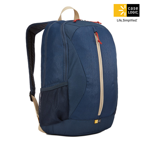 美國Caselogic 雙肩15.6吋 10.1吋平板電腦後背包IBIR~115藍綠色
