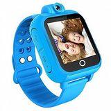IS愛思 CW-01 3G版兒童智慧GPS定位手錶 -藍