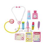 〔小禮堂嬰幼館〕Hello Kitty 醫生玩具《3歲以上》增加親子間互動