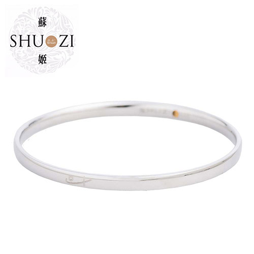 SHUZI™ 細圈手環 - 美國製造  BC-S10