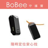 BoBee守護寶定位裝置 黑_附夾掛式/灰