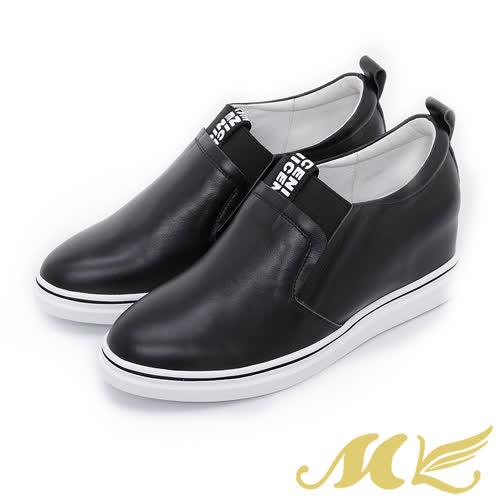 MK休閒鞋-黑色