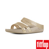 FitFlop™- (女款)WELLJELLY Z-SLIDE-金色