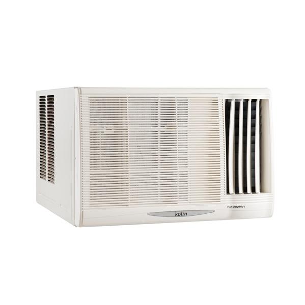 歌林 KOLIN 窗型不滴水冷氣-右吹 KD-232R06