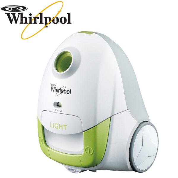 Whirlpool 惠而浦 可水洗長效型集塵袋吸塵器 VCT3801G