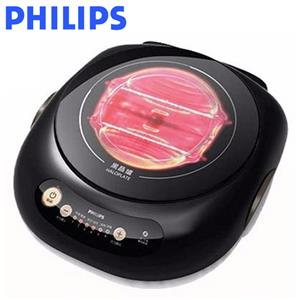 PHILIPS飛利浦(HD-4988)光導熱黑晶爐  星燦黑
