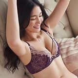 【蕾黛絲】經典靠過來 B-E罩杯內衣(奢華紫)