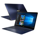 ASUS華碩 UX490UA-0161A7200U 14吋FHD/i5-7200U/512G SSD 極致纖薄筆電(皇家藍)