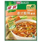 康寶濃湯自然原味港式酸辣46.6g*2入/袋