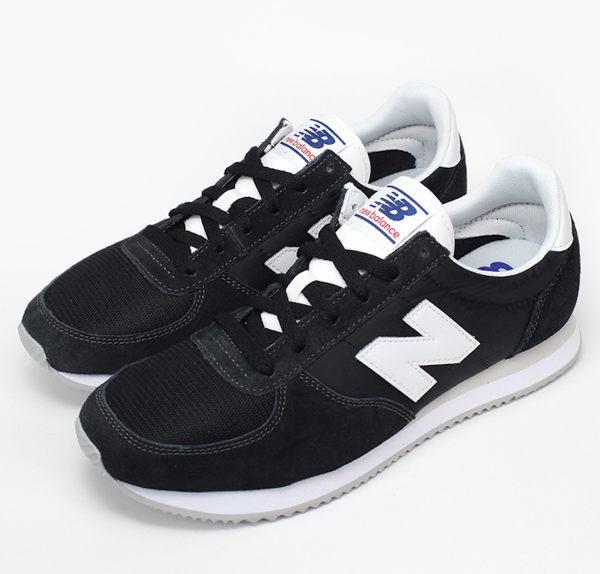 New Balance 男女 TIER 4 復古鞋 經典復古鞋- U220BK