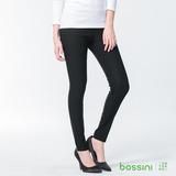 bossini女裝-超彈窄管褲01黑