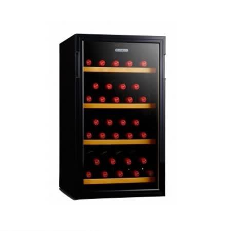 4/30前贈行動冰箱  VINTEC V30SGME 單門單溫酒櫃 Classic Series 【得意家電07-7428010】