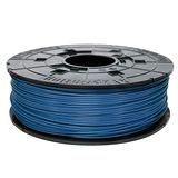 XYZprinting ABS塑料3D列印耗材補充包600g - 蔚藍色