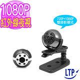 【LTP】大眼哥360度旋轉6顆紅外線迷你微型攝影機