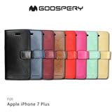 GOOSPERY Apple iPhone 7 Plus MANSOOR 雙層皮套