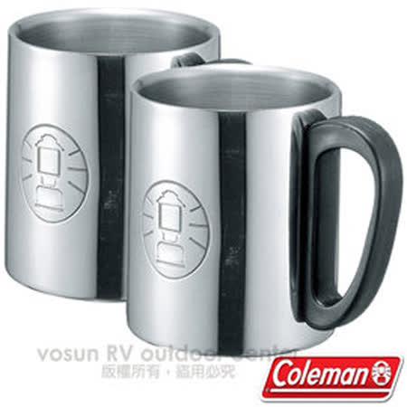 Coleman 不銹鋼斷熱杯300C.C