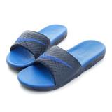 NIKE 男鞋 拖鞋 藍黑BENASSI SOLARSOFT-705474440