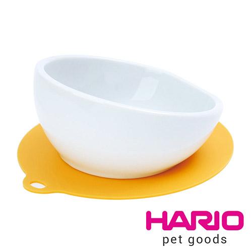 HARIO 小型犬專用芒果黃磁碗  PTS-CB-MY