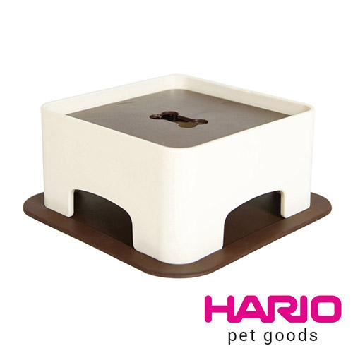 HARIO 狗狗專用小餐桌  PTS-WT-CBR