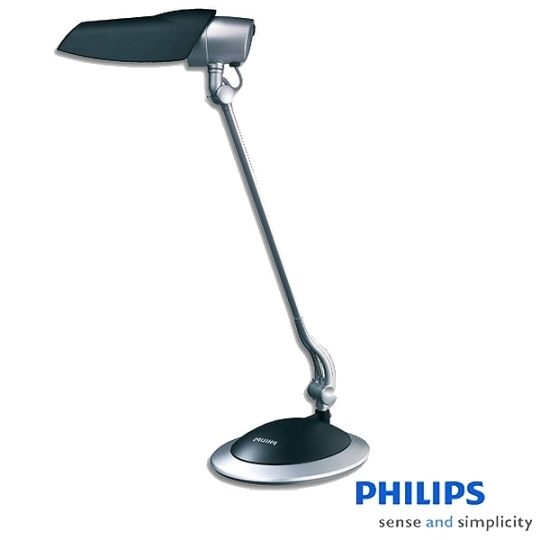『PHILIPS 』☆  飛利浦 第二代 魔羯座檯燈 PLEU23204 (黑色)