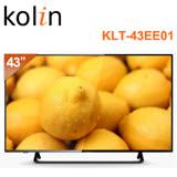 【促銷】KOLIN歌林 43吋LED顯示器+視訊盒KLT-43EE01 含運送