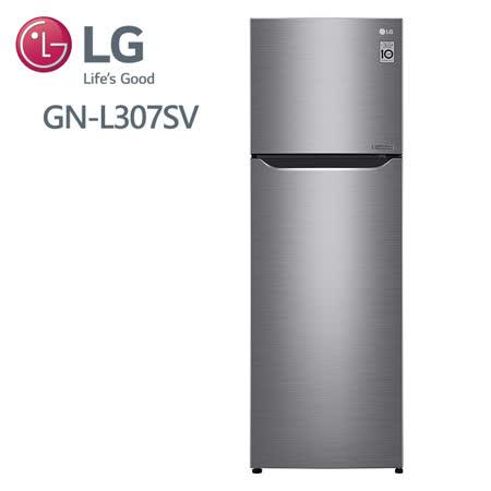LG樂金 253L 變頻冰箱GN-L307SV