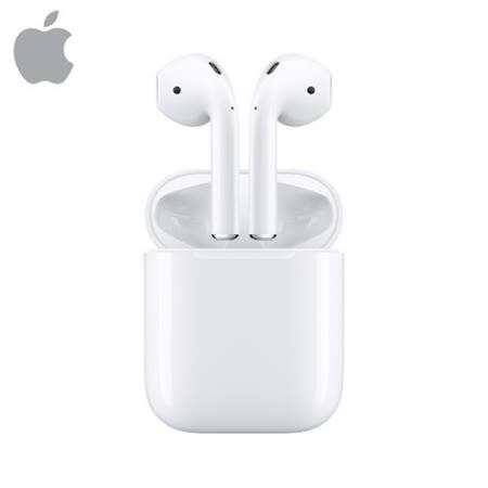 Apple 原廠配件 AirPods 藍牙耳機 MMEF2TA/A