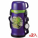 ★2件超值組★象印 童用保溫瓶-SCMC60AZ(600cc)