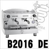 BEZZERA B2016 DE 營業用雙孔義式半自動咖啡機 220V (HG1047)